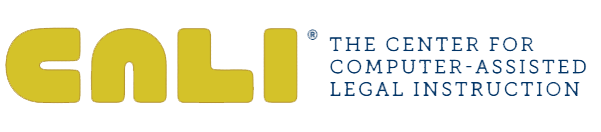The Center for Computer-Assisted Legal Instruction